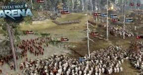 """Обновление """"Ярость Арминия"""" и старт бета-теста Total War: ARENA"""