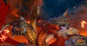 Обновлено: Воины Neverwinter идут на битву с Тиамат