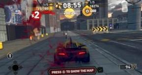 Обзор Carmageddon: Max Damage. Приехали...