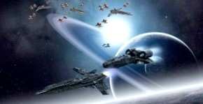 Обзор DarkOrbit – игра для любителей космических сражений, мощных кораблей и пришельцев