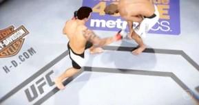 Обзор EA Sports UFC 2. Против лома нет приема