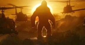 Обзор фильма «Конг: Остров черепа». Бог из обезьяны