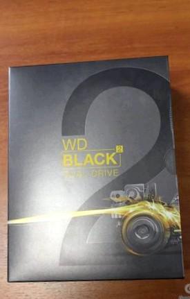 Обзор гибридного жесткого/SSD диска WD Black Dual Drive WD1001X06X