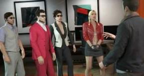 Обзор GTA Online: Heists. Герои криминальных хроник