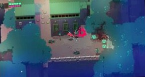 Обзор Hyper Light Drifter. 16-битный апокалипсис