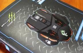 Обзор игровой мыши QUMO Phantom