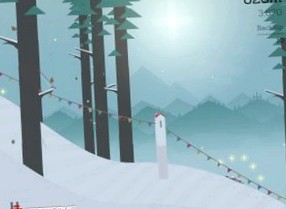Обзор игры  Alto's Adventure