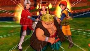 Обзор игры  Dragon Quest 8: Journey of the Cursed King