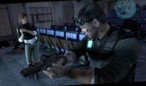 Обзор игры  Tom Clancy's Splinter Cell: Conviction