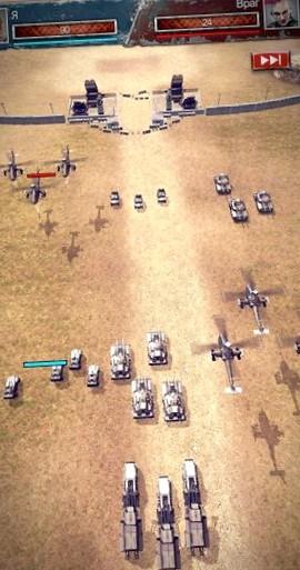 Обзор Invasion. Мобильная война будущего