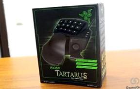 Обзор кейпада Razer Tartarus