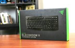 Обзор клавиатуры Razer BlackWidow X Tournament Edition. Короче — не значит хуже