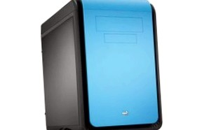 Обзор корпуса Aerocool DS Cube Blue