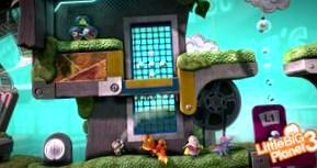 Обзор LittleBigPlanet 3: сделано своими руками