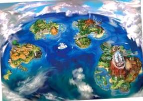Обзор Pokemon Sun & Moon. 20 лет спустя