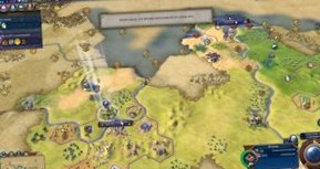 Обзор Sid Meier's Civilization 6. Проблемы эпохи Атома
