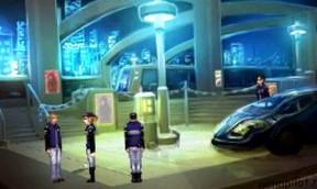 Обзор Technobabylon – вспомнить Blade Runner