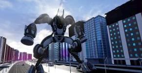 Override – Управляем роботом вчетвером