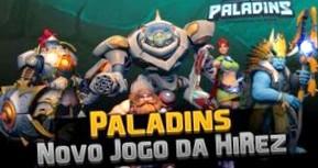 Paladins: динамичный шутер в стиле фэнтези
