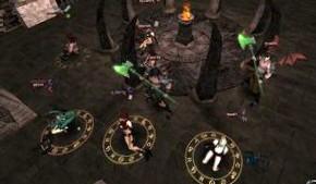 Pandum Online – 3D MMORPG с аркадным геймплеем