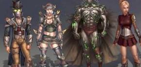 Пароград – самая современная браузерная MMORPG на сегодняшний день