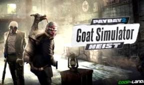 Payday 2 и Goat Simulator обменяются дополнениями