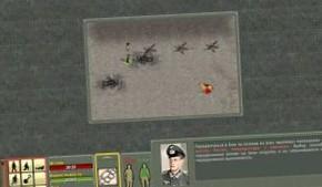 Передовая – Красная армия и силы Вермахта