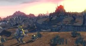 Perpetuum - новая MMORPG с роботами