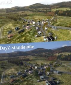 Первое видео DayZ Standalone, информация и порция скринов