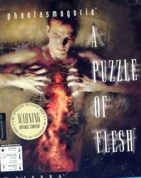 Phantasmagoria: A Puzzle of Flesh: Прохождение игры