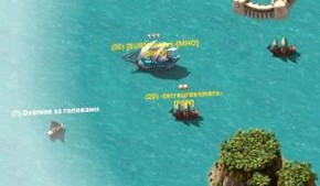 Pirate Storm – захватывающие сражения с морскими тварями