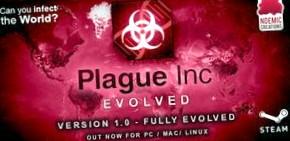 Plague Inc Evolved версии 1.0. Совместный режим и другие улучшения