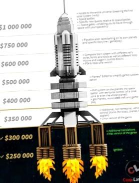 Поиск стримеров и летсплейщиков разработчиками Planets?