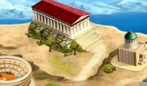 Polemo – браузерка на тему античности