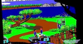 Police Quest 2: The Vengeance: Прохождение игры