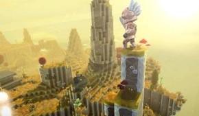 Portal Knights – смесь из кубической песочницы и MMORPG