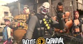 Последний стресс-тест перед запуском ЗБТ Battle Carnival, приглашаются все желающие