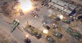 Превью игры Command & Conquer: Generals