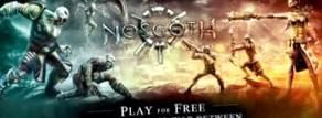 Превью Nosgoth - кровавая арена с людьми и вампирами