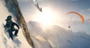 Превью STEEP – горы, снег и только ты!
