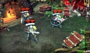 Превью Warhammer 40000: Space Wolf – хотя бы лучше Спейс Халка