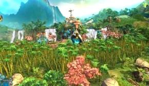 Prime World – война двух наций и строительство замка