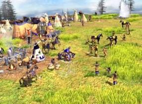 Прохождение игры  Age of Empires 3