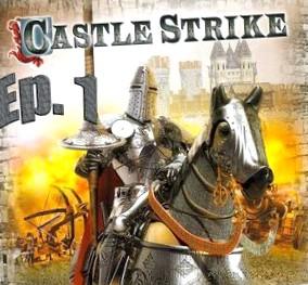 Прохождение игры  Castle Strike