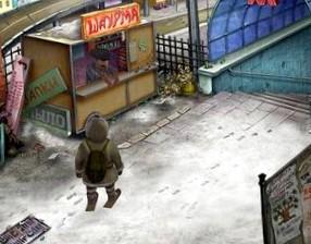 Прохождение игры  Чукча в большом городе