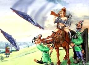 Прохождение игры  Петька 8: Покорение Рима