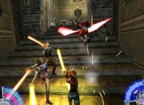 Прохождение игры  Star Wars: Jedi Knight 2 - Jedi Outcast