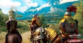 Прохождение игры  Witcher 3: Wild Hunt - Blood and Wine, The
