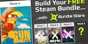 Раздача ключей Gun Monkeys, новый миллион от Bundle Stars и PC Gamer