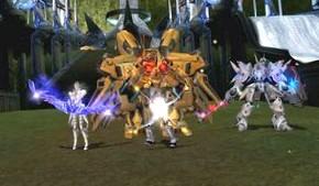 Rf Online – роботы, эльфы и война фракций